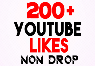 Get 200+ YouTube LIKES Very Fast Speed