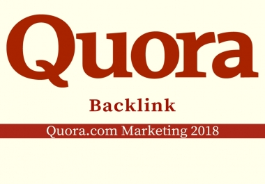 QUORA MARKETING SERVICE