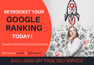 Skyrocket Google Ranking with Complete Backlinks Foundation