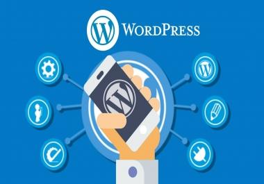 Wordpress Installation On Your hosting Server