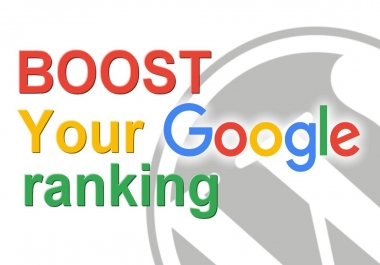 Google Page Ranking Your Website High Domain Authority Google Friendly Seo Backlinks