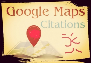 300 Google map citation for your local business