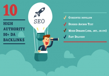 10 Guaranteed DA 40+ Do Follow BackLinks To Skyrocket Your Google Ranking
