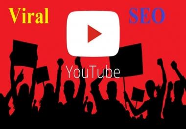 Viral YouTube SEO Service