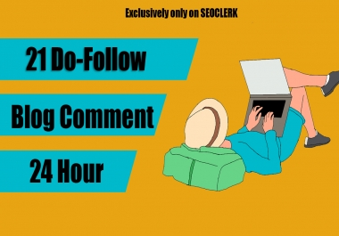 41 DO-Follow Manual and Permanent Blog comment