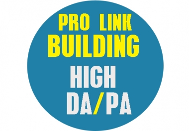 provide manual 200 Dofollow high pr SEO Backlinks with best link building method