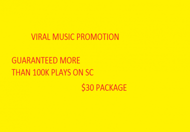Best Music Promotion Service