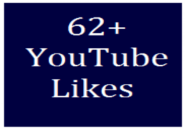 Start Instant 62+ Real Video likes very fast And Refillable