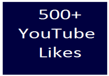 Start Instant 500+ Real Video likes very fast And Refillable