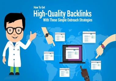 Improve Your Website SEO Ranking and Organic with Best package USING NEW Backlinks