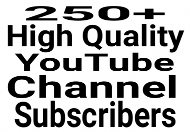 High Quality YouTube Promotion via real users and fast delivery
