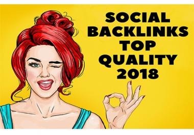 do 60 social bookmarking DA50+