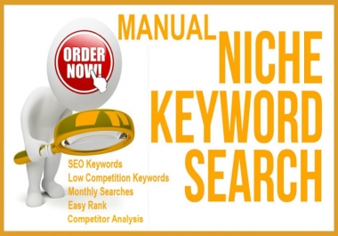 Find Manually The Best SEO Keywords For Your Website