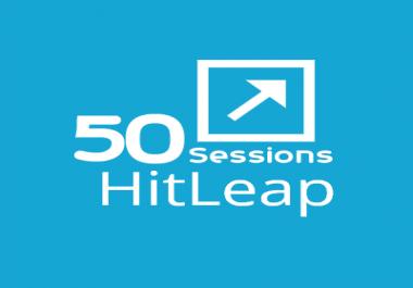 Run 50 Seasson Your Hitleap in 30 Days