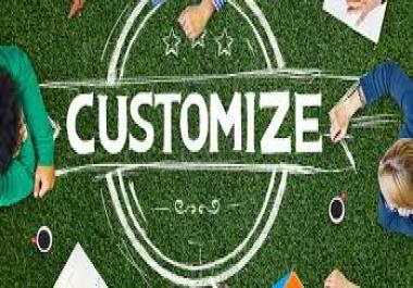 custom offer