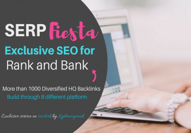 SERP Fiesta Exclusive SEO Link Building