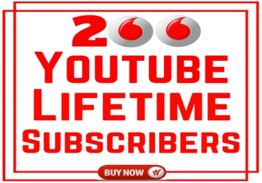 Simple Fantastic Satisfied Offer Get 200 Y-Tube Lifetime Permanent Subscib-e in 24 Hours Delivery