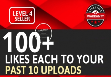 Add Instant 100+ Likes Each Last 10 Posts