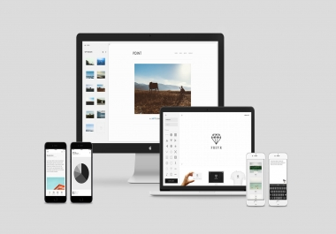 Create A Pro, Pristine Squarespace Website