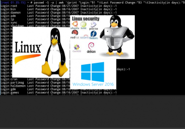 i fix any issues on linux and windows server