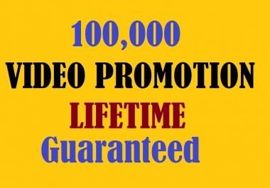 Instant start 100000 Social scene Promotion