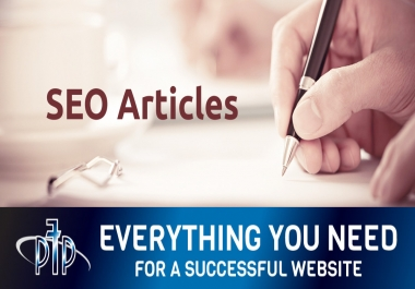 I Will Create 20 Articles 500 words Pass Copyscape and SEO Optimized