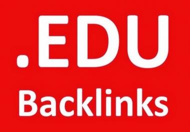 Unique 500 EDU. Gov. Backlink
