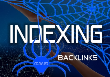 submit up to 5,000 backlinks to be indexed - it's an indexing service