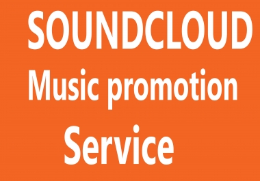 Promote any 35000+Plays Or 250+Likes or 100+Re-post+or 30+Comments with in few hours