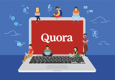 15 High Quality  Quora Answer with Keyword and URL