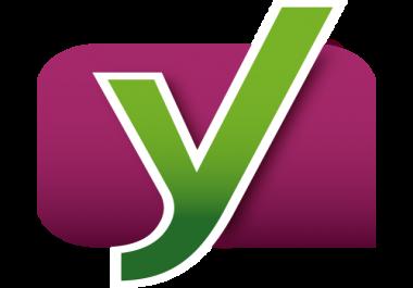 Yoast SEO setup and optimization