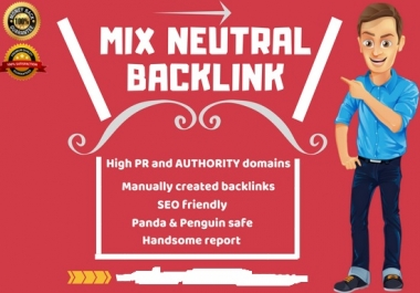 provide 50 manual high quality backlink
