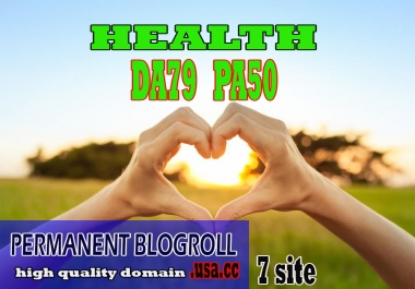 Give Link Da79x7 Site HEALTH permanent blogroll