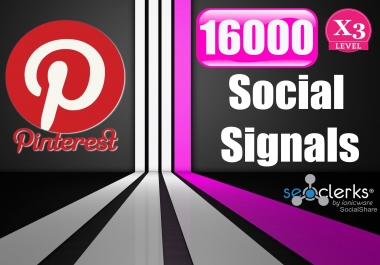 16,000 PR10 Pinterest USA Social Signals Life Time Benefit To Skyrocket Your Website SEO Traffic And Google Ranking