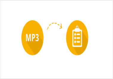 CONVERT VOICE VIDEO MP3 TO TEXT