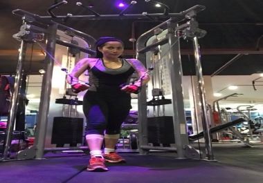 give female fitness video no copyright 5-6 minutes