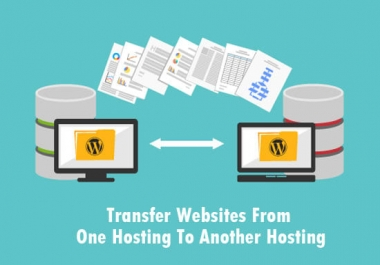 Manually Transfer Website From One Hosting To Another Hosting