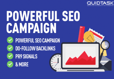 Promote Your Business on  All in One Powerful SEO Package