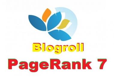 put your link on my Sites 5 WEBSITE BLOGROLL SEO BACKLINKS