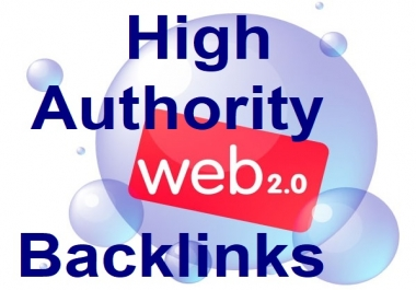 20 Web 2.0 permanent Do follow backlinks