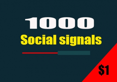 Create 1000 Manually Seo Social Signals 7 Days Drip Feed