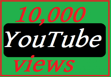 New offer  10,000+ YouTube Subscriber non dropped 7-8 day complete