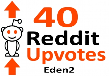 Give 40 Reddit Upvotes for Your Post Real High Quality Service