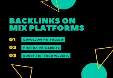 High Da Pa Tf Cf 49 Seo Backlinks