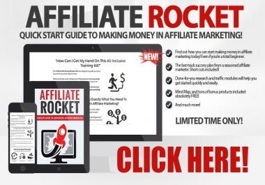 Affiliate Marketing PLR - Quick Start Guide to Making Money in Affiliate Marketing