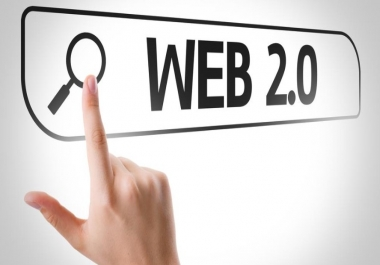 20 Web 2.0 Blog Dedicated account with Login Detail