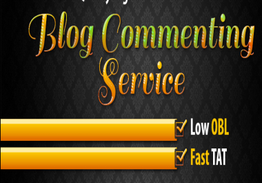 Get the 100K Blog Comment Blast | Blog Comments ranges from PR7-PR0