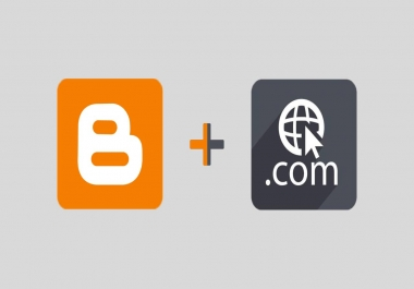 Link your domain to your blog on Blogger