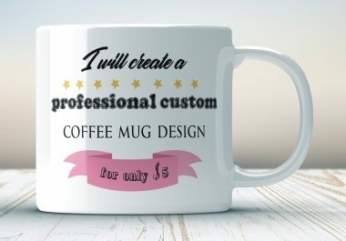 Create Beautiful Custom Mug Design Bundle