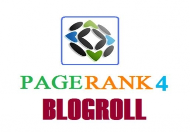 add your link to blogroll 2xPR 4 site Backlink on Pagerank 4